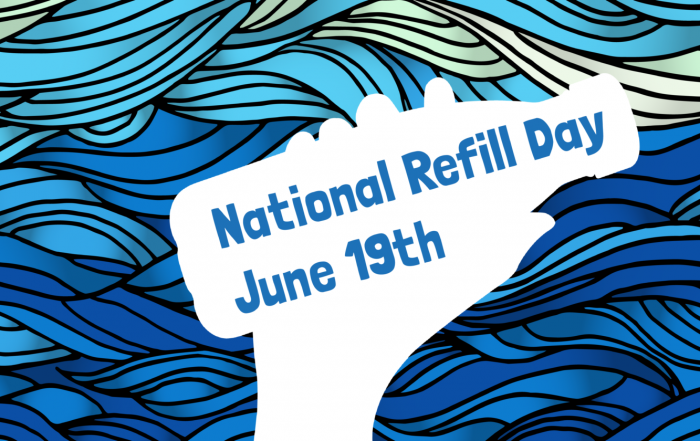 National Refill Day 2019: Public urged to show they've #GotTheBottle to ditch single use plastic
