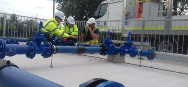 South Staffs adopts new technology to meet leakage challenge