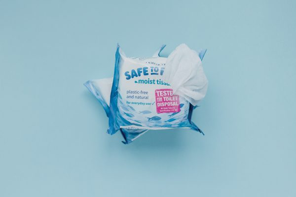 Fatbergs be gone! – first ever truly Fine to Flush wipe launched in UK