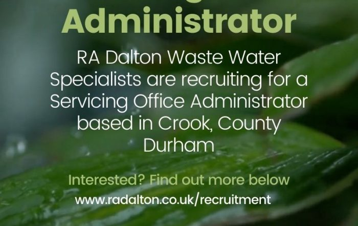 Servicing Office Administrator (Crook)